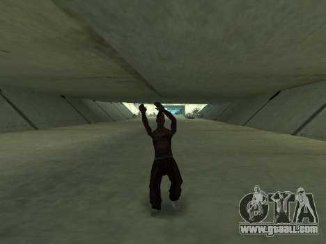 They Dance for GTA San Andreas sixth screenshot