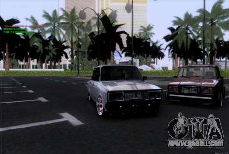 VAZ 2105 for GTA San Andreas