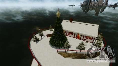 Christmas Island for GTA 4 third screenshot