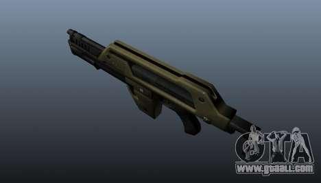 Rifle M41A L-E-N Killer for GTA 4 third screenshot