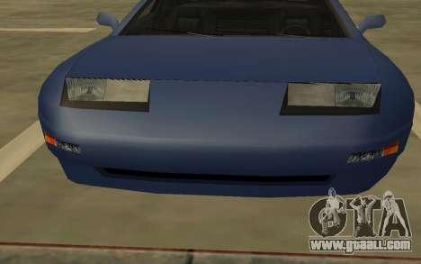 GTA V to SA: Realistic Effects v2.0 for GTA San Andreas twelth screenshot