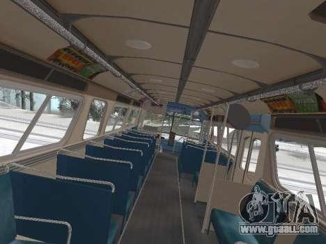 GM TDH-5303 1969 v1.0 for GTA San Andreas inner view