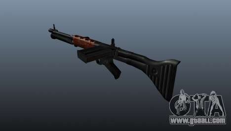 FG 42 automatic rifle for GTA 4 second screenshot