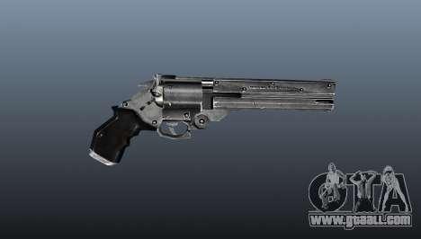 Trigun Revolver for GTA 4 third screenshot