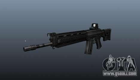 Rifle SIG SG 751 v1 for GTA 4
