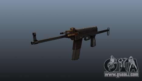 China 79 submachine gun Type SMG for GTA 4