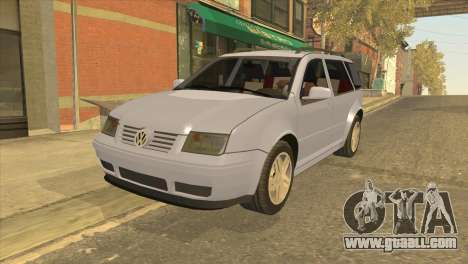 Volkswagen Jetta Wagon for GTA San Andreas