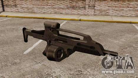 Automatic HK XM8 v3 for GTA 4