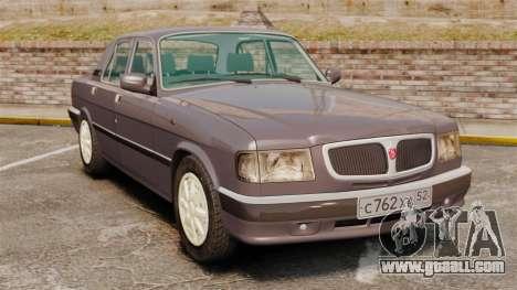 Gaz-3110 Volga for GTA 4