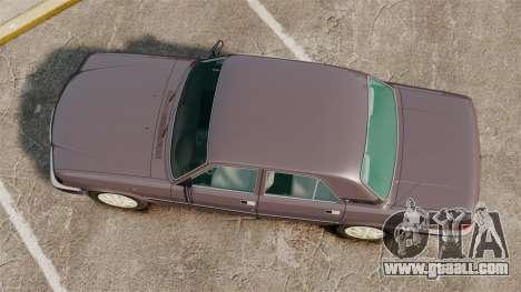 Gaz-3110 Volga for GTA 4 right view
