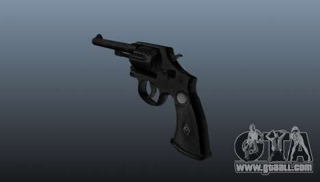 Double action revolver for GTA 4 second screenshot