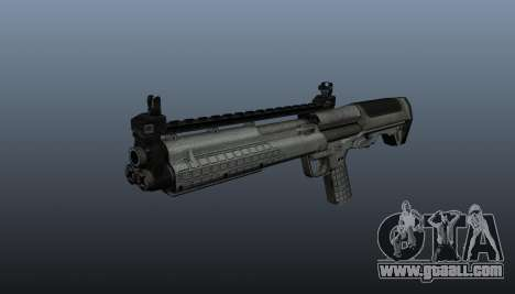 Kel-Tec KSG shotgun 12 v2 for GTA 4