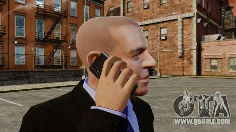 Communicator ZTE Blade for GTA 4 forth screenshot