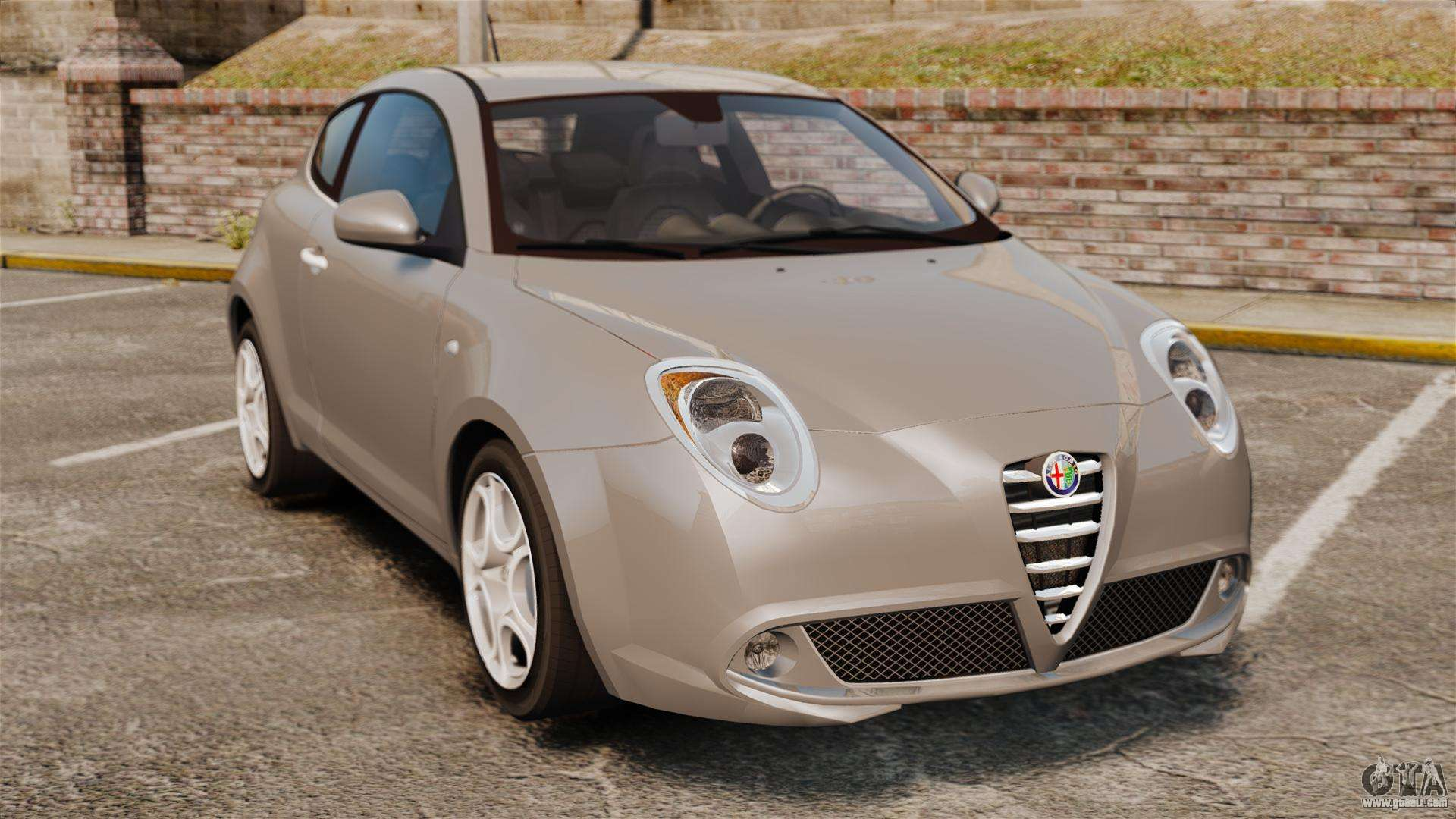 alfa romeo mito for gta 4. Black Bedroom Furniture Sets. Home Design Ideas