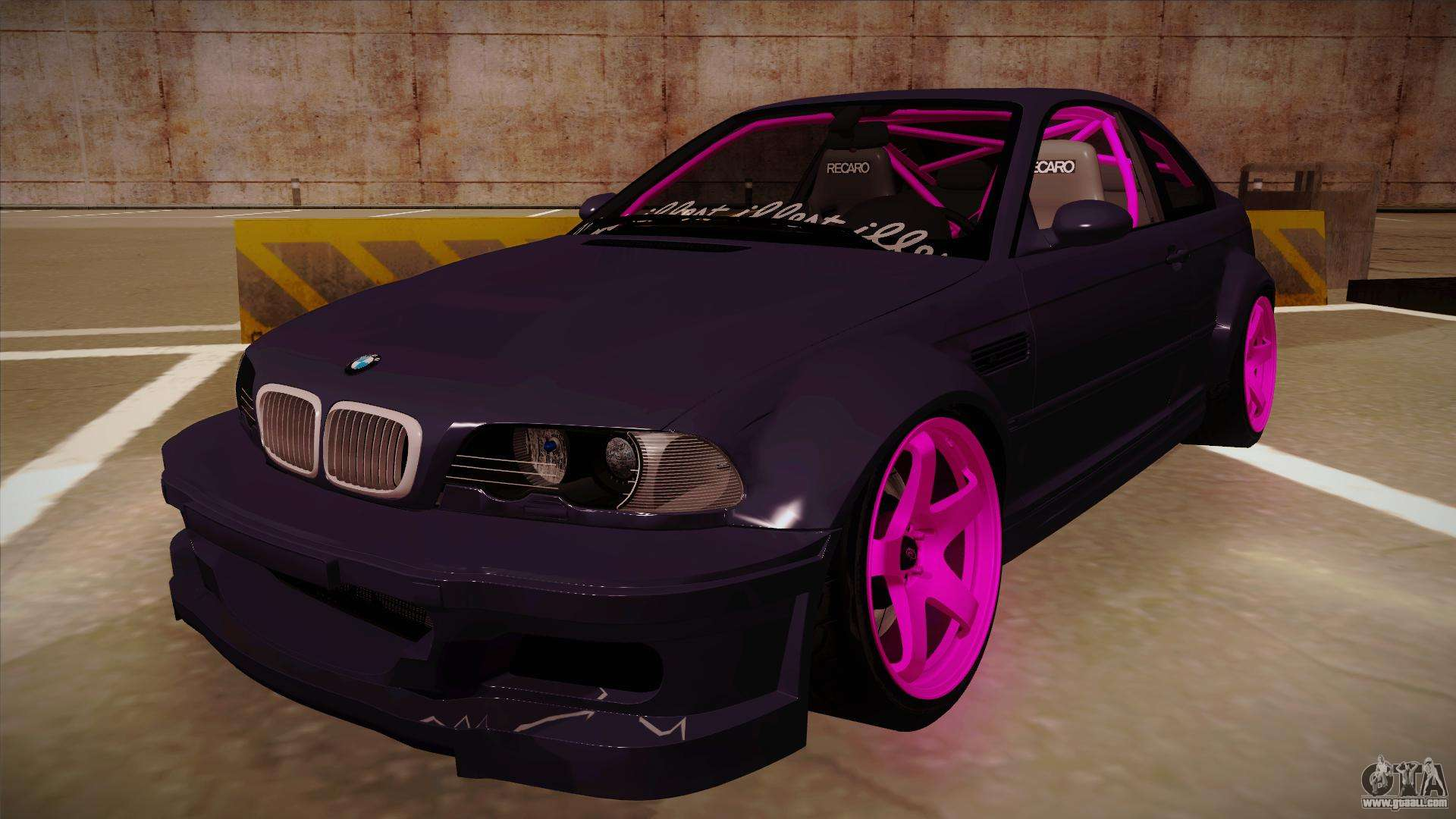 Bmw M3 Drift For Gta San Andreas