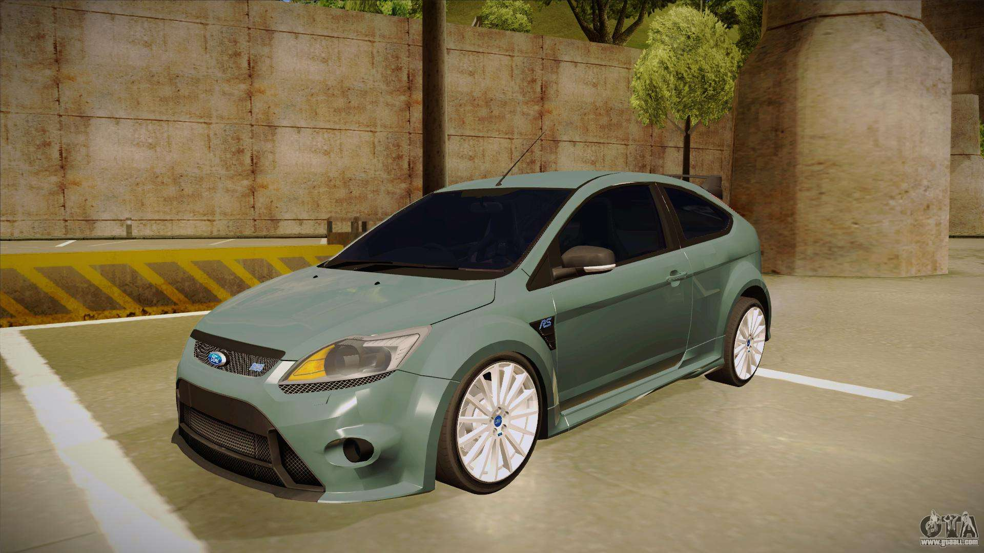 Ford Focus Awd >> Ford Focus RS 2010 for GTA San Andreas