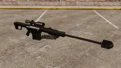 The Barrett M82 sniper rifle v2