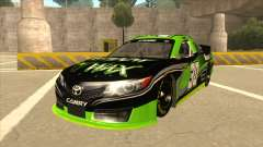 Toyota Camry NASCAR No. 30 Widow Wax for GTA San Andreas