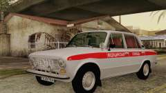 VAZ 21011 medical assistance for GTA San Andreas