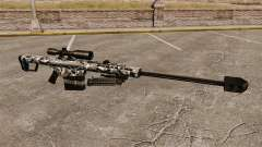 The Barrett M82 sniper rifle v15