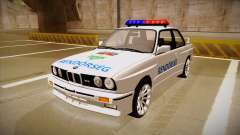 BMW M3 E30 Rendőrség for GTA San Andreas