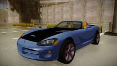 Dodge Viper v1 for GTA San Andreas
