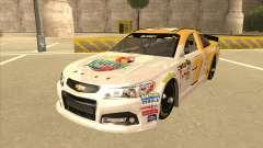 Chevrolet SS NASCAR No. 7 Florida Lottery for GTA San Andreas