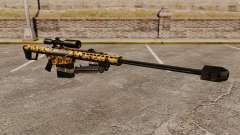 The Barrett M82 sniper rifle v10