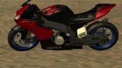 Aprilia RS50 for GTA San Andreas