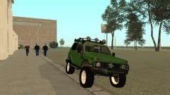 VAZ 21213 Niva 4 x 4 Off Road for GTA San Andreas