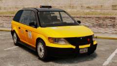 Improved taxi