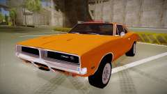 Dodge Charger 1969 (general lee)
