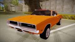 Dodge Charger 1969 (general lee)