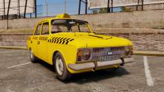 Izh-moskvitch 412 for GTA 4