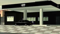 The garage in Doherty BPAN for GTA San Andreas