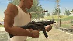 HK MP5 for GTA San Andreas