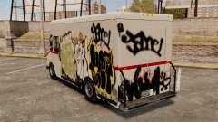 New graffiti to Boxville