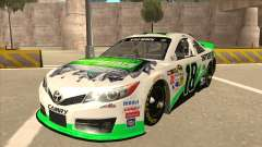 Toyota Camry NASCAR No. 18 Interstate Batteries for GTA San Andreas