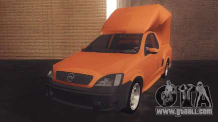 Chevrolet Montana Combo for GTA San Andreas