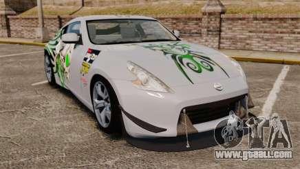 Nissan 370Z for GTA 4