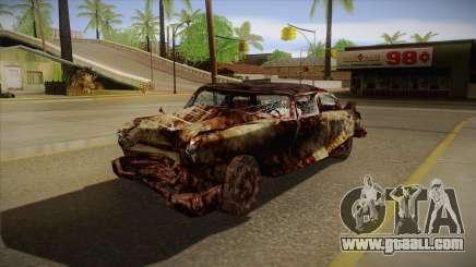 New Glenshit for GTA San Andreas