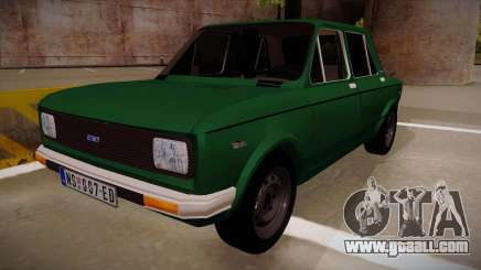 Zastava 128 1995 for GTA San Andreas