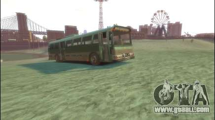 Bus from GTA 5 for GTA 4