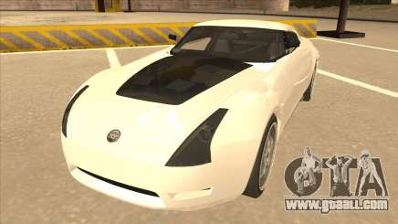 Melling Hellcat for GTA San Andreas