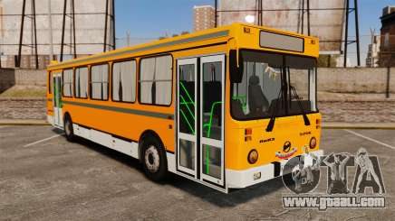 LIAZ-5256 45-01 for GTA 4