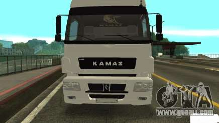 KAMAZ 5490 for GTA San Andreas