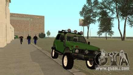 VAZ 21213 Niva 4 x 4 Off Road for GTA San Andreas