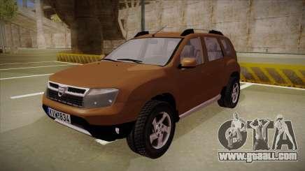 Dacia Duster Elite for GTA San Andreas
