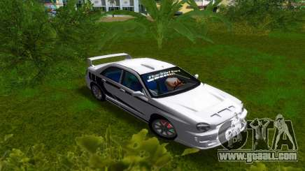 Subaru Impreza WRX v1.1 for GTA Vice City
