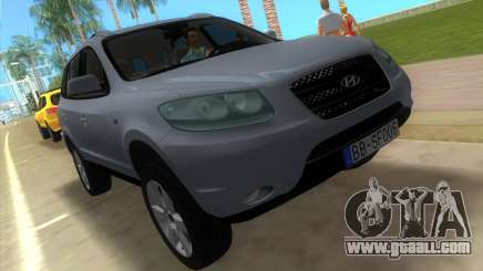Hyundai Santa Fe 2006 for GTA Vice City